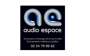 logo audio space