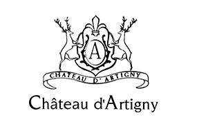 logo chateau d'artigny