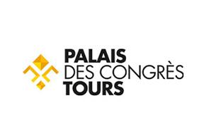 logo palais des congrès tours