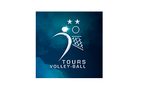 logo tour volley ball